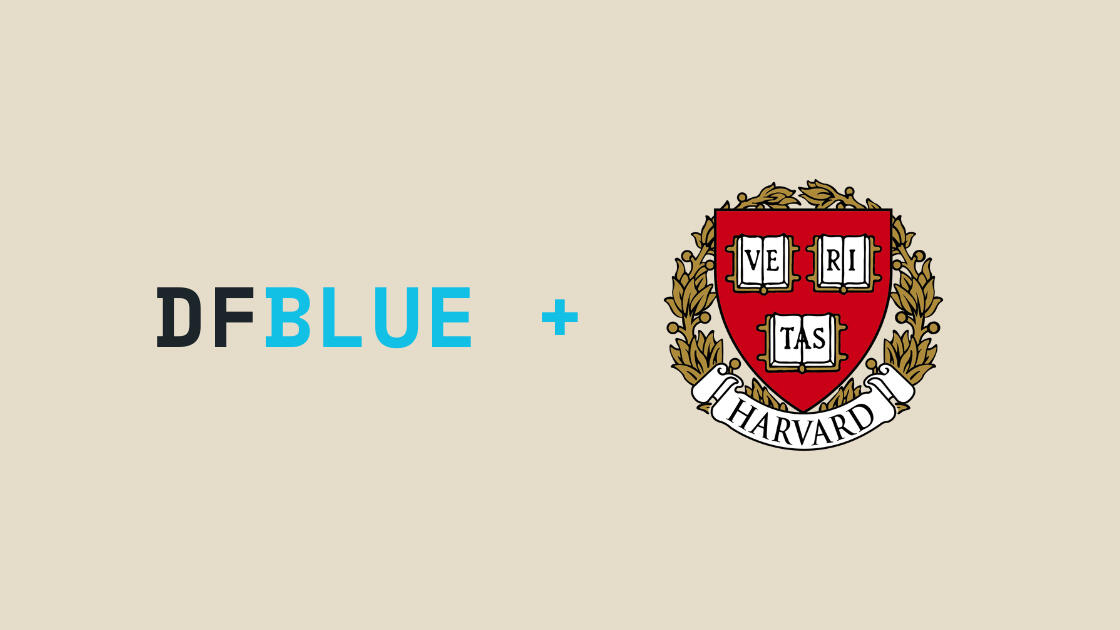 DFBlue and Harvard University